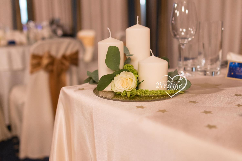 свещи сватба