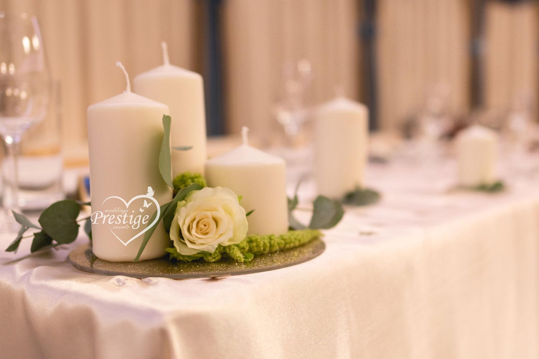 маса декор сватба
