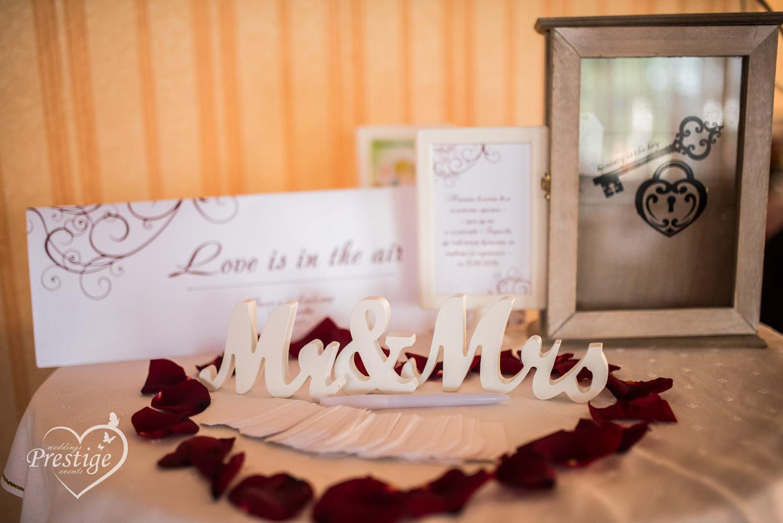 тема сватба
