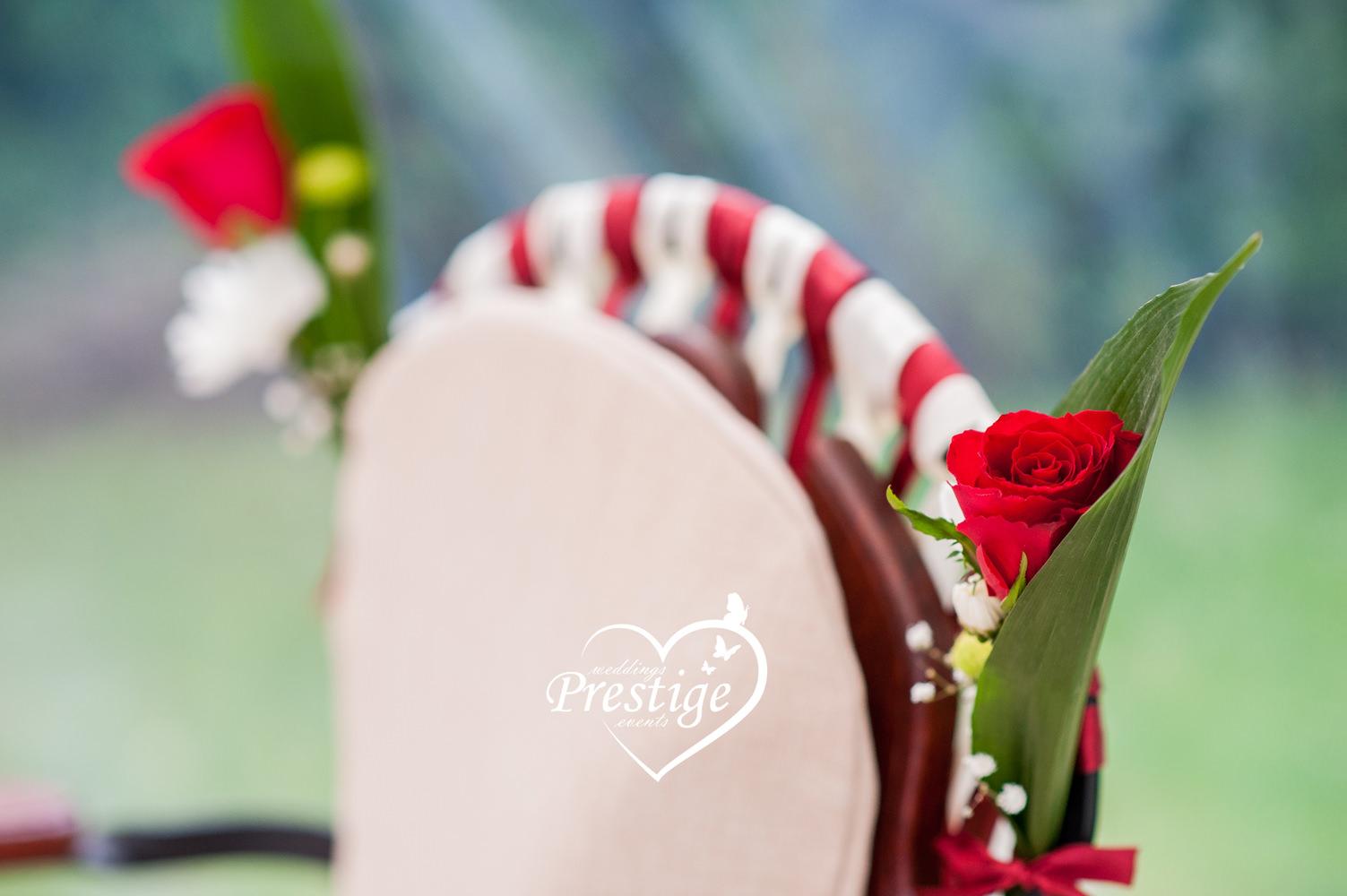 украса сватба