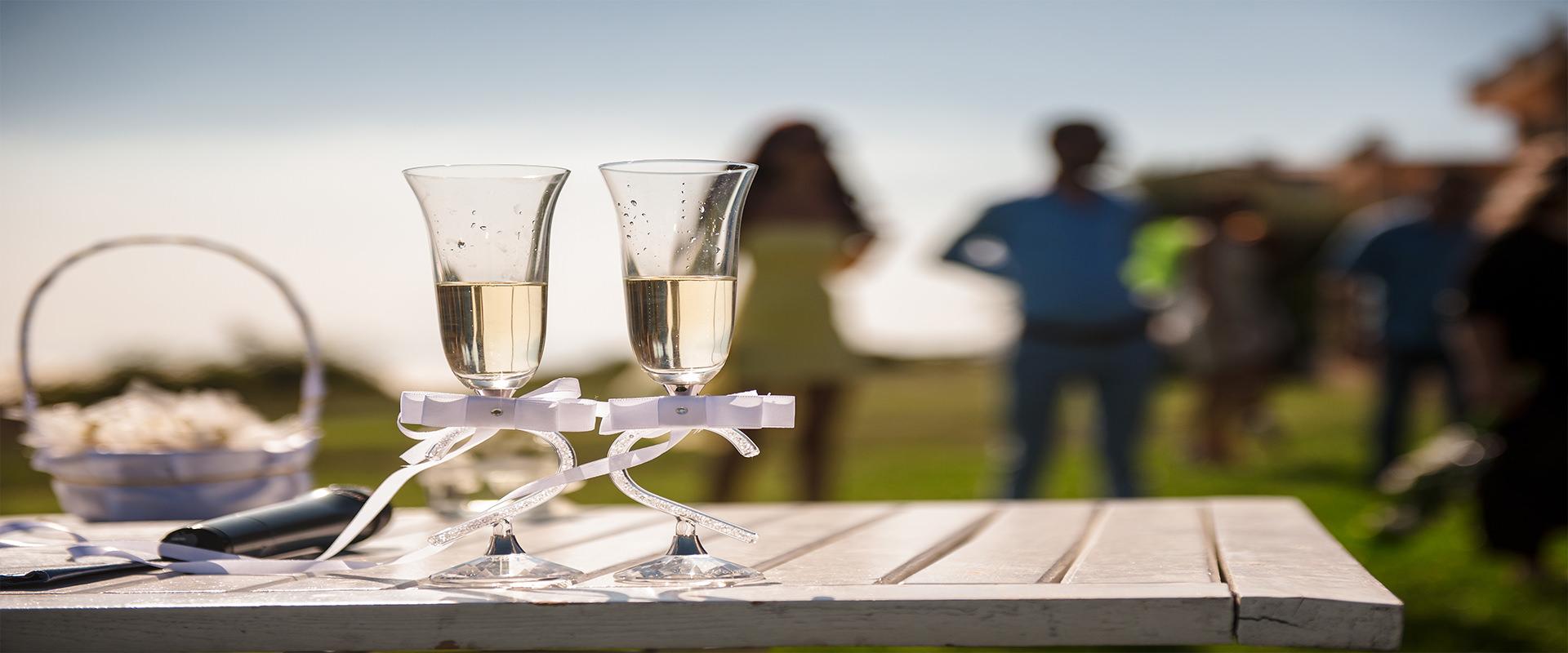 чаши сватба