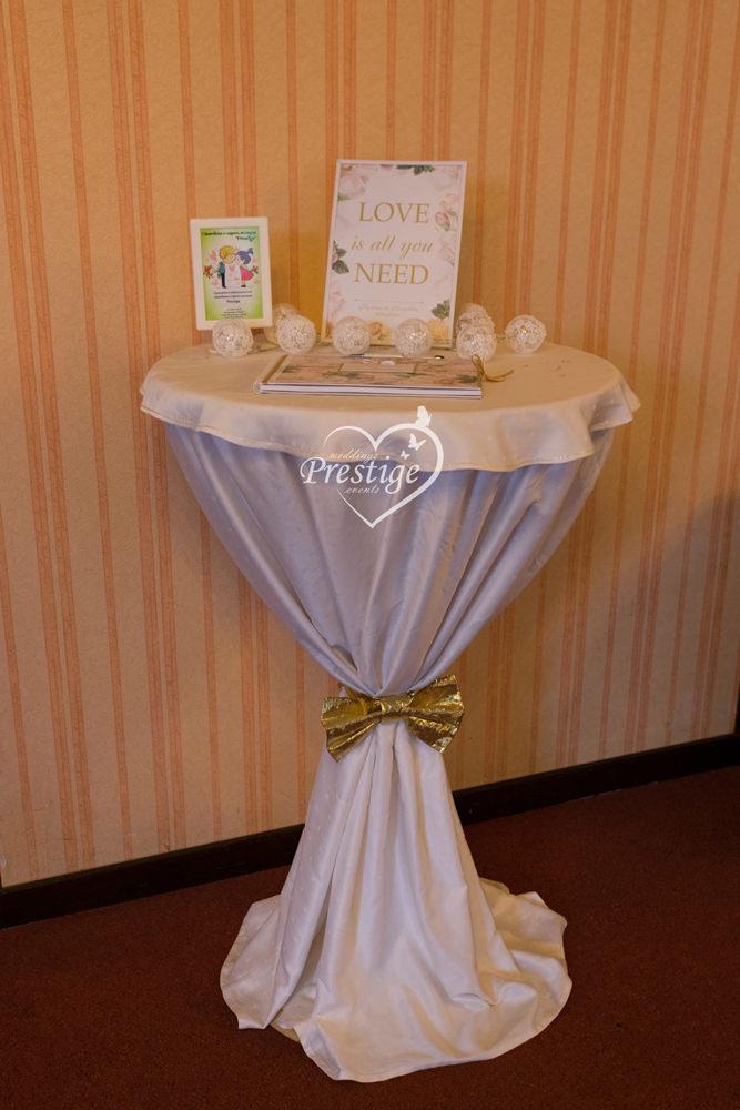книга за пожелания сватба