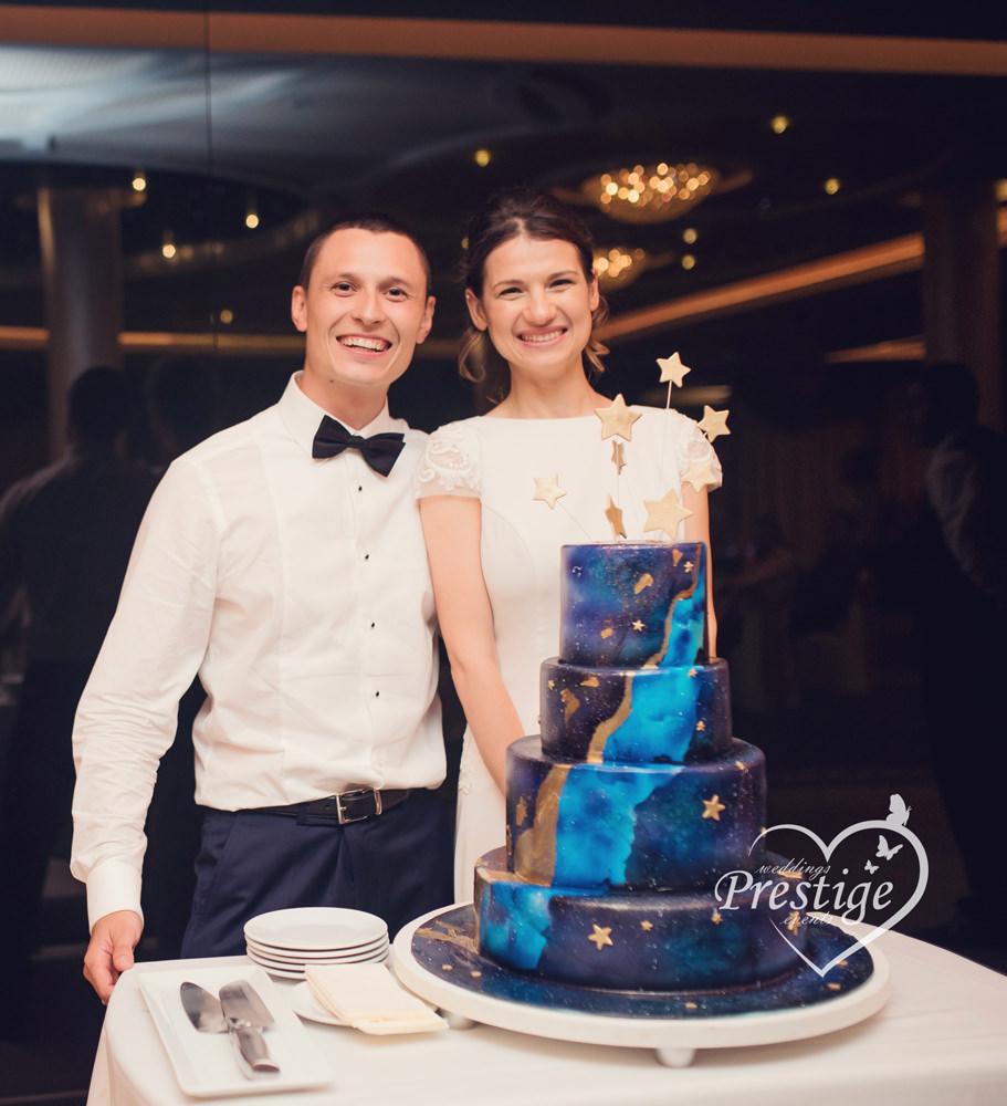 младоженци варна