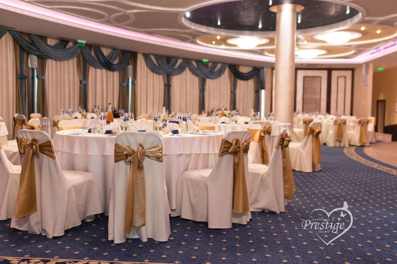панделки и калъфи сватба