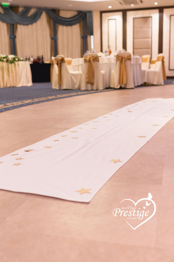 пътека сватба ресторант